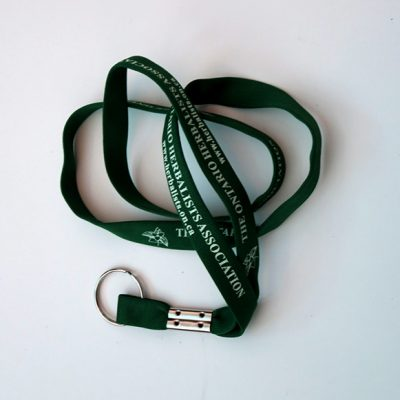 Ontario Herbalists Association Lanyards